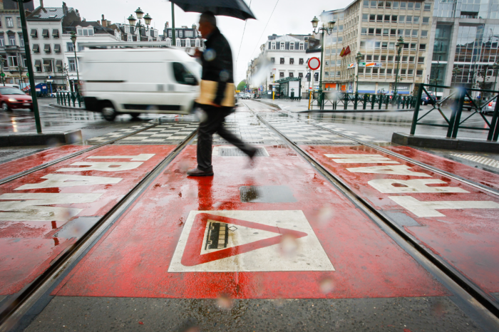 Brussels 30 kph zone 'baleful for commercial speed of Stib/Mivb'