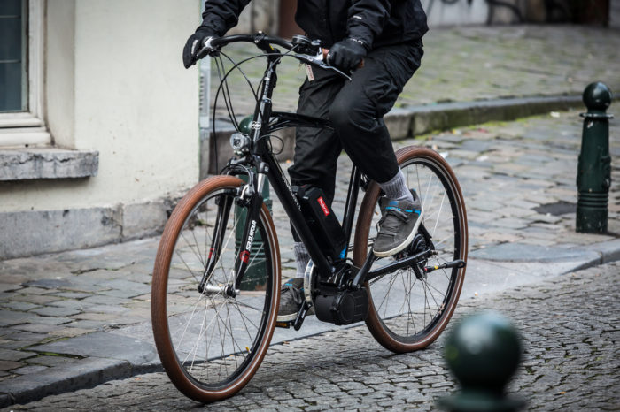 E-bike loans have wind in the sails
