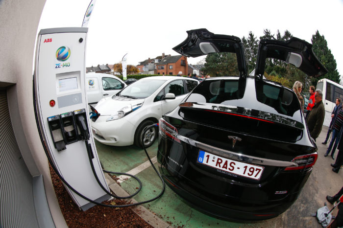 'EV charging at company 80% cheaper than diesel'