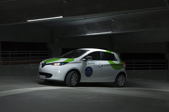 Danish GreenMobility to launch electric car-sharing in Antwerp