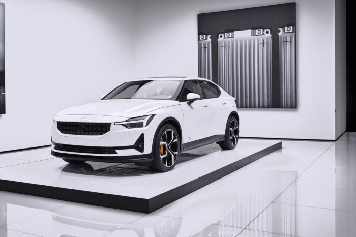 Electric Polestar in Belgium: 'four brand stores to fuel online sales'