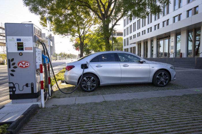 Mercedes stops development new internal combustion engines