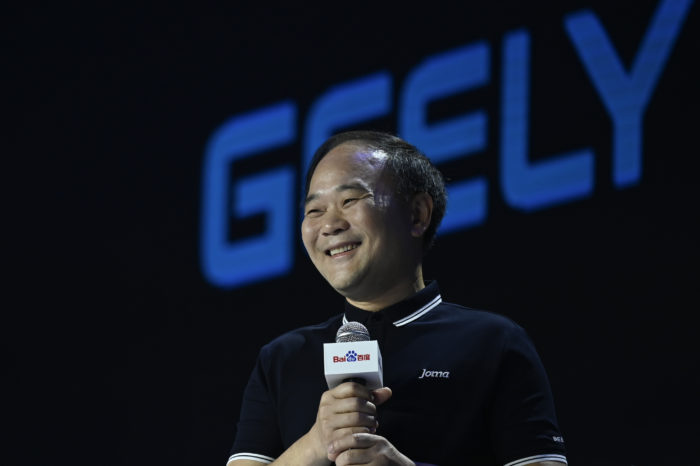 Volvo and Geely ready for fusion