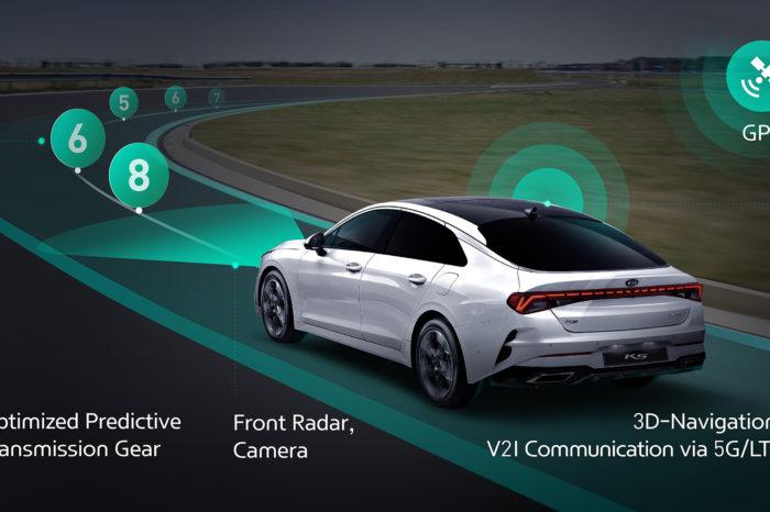 Hyundai and Kia announce predictive shift system