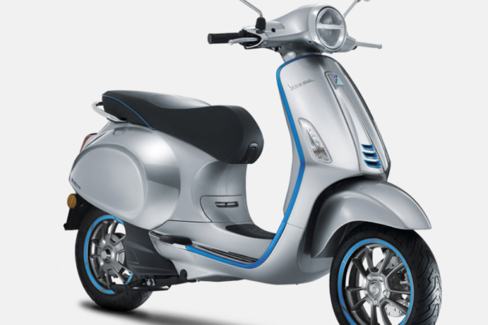 Going electric to solve LEZ scooter pollution problem