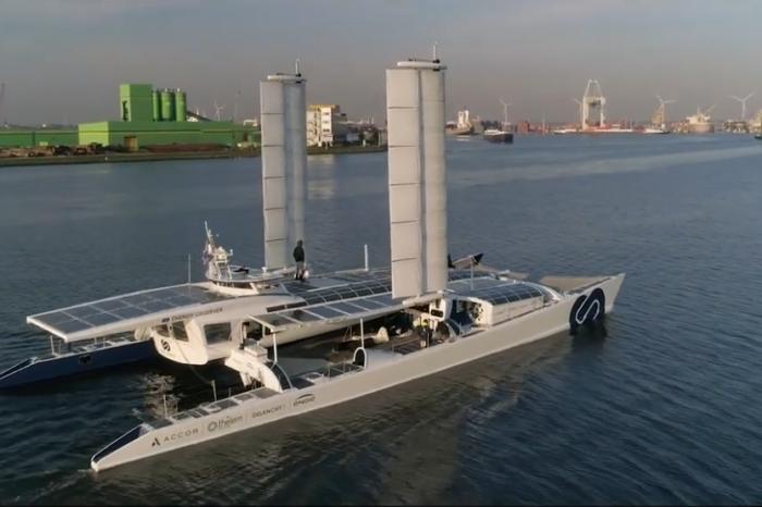'Floating lab' Energy Observer to restart zero-emission world tour