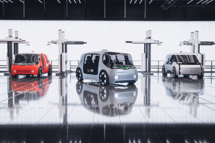 Jaguar Land Rover goes urban with Project Vector