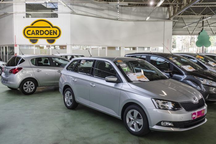 Is 6% of Belgian car sales fake?