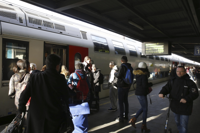 Brussels: 36% of 356.000 daily commuters come by car