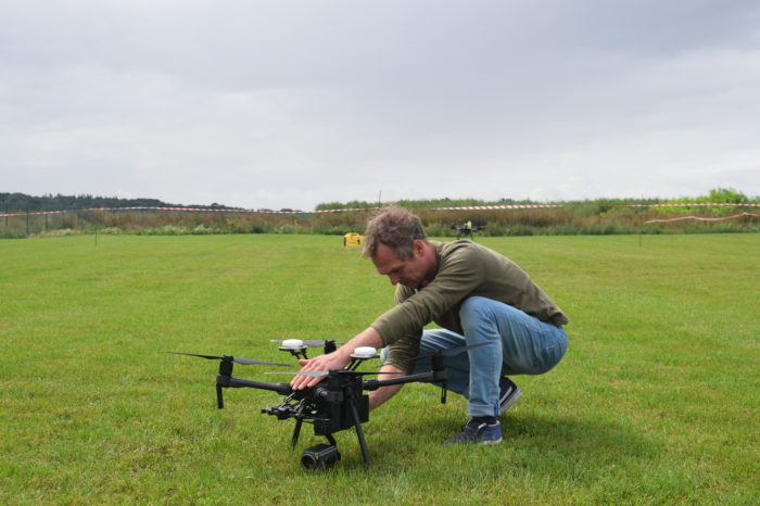 Belgian drone pilots worry about new tariffs