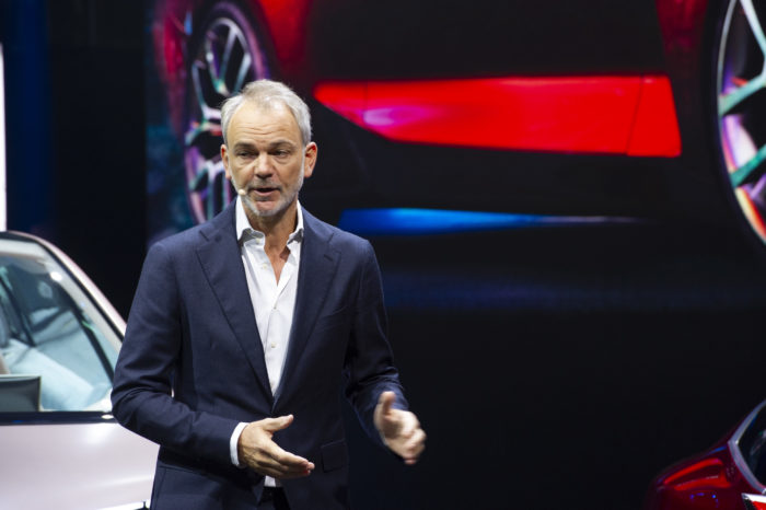 BMW Head of Design: 'Car sector is turned upside down'