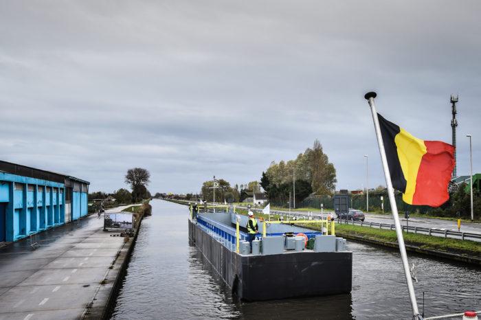 Walloon waterways transported equivalent of 2 million trucks
