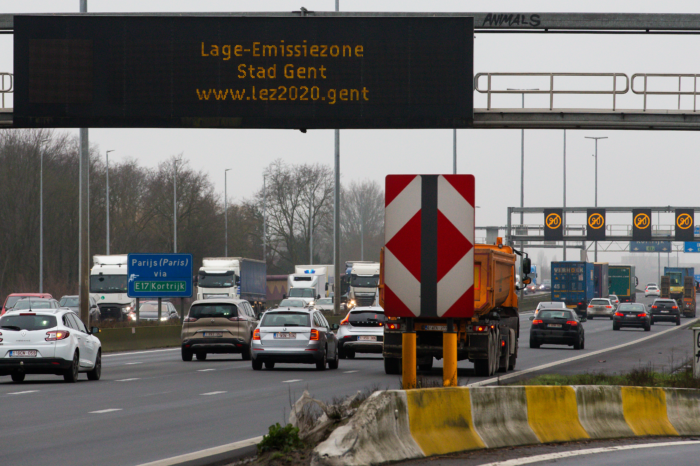 Ghent LEZ will be expanded after evaluation