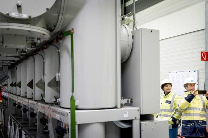 'Master plan needed for looming capacity deficit Dutch grid'