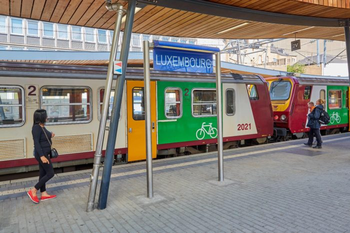 March 1st: Grand Duchy of Luxembourg offers free public transport