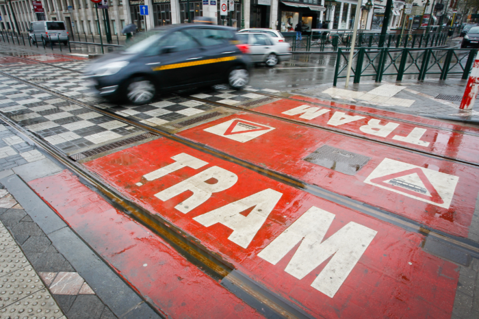 Vias: 'Car is losing ground in cities like Brussels'