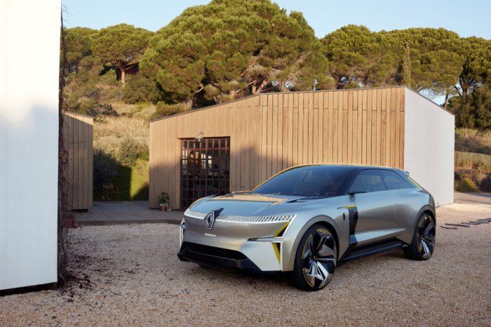 Morphoz: Renault presents adaptable car