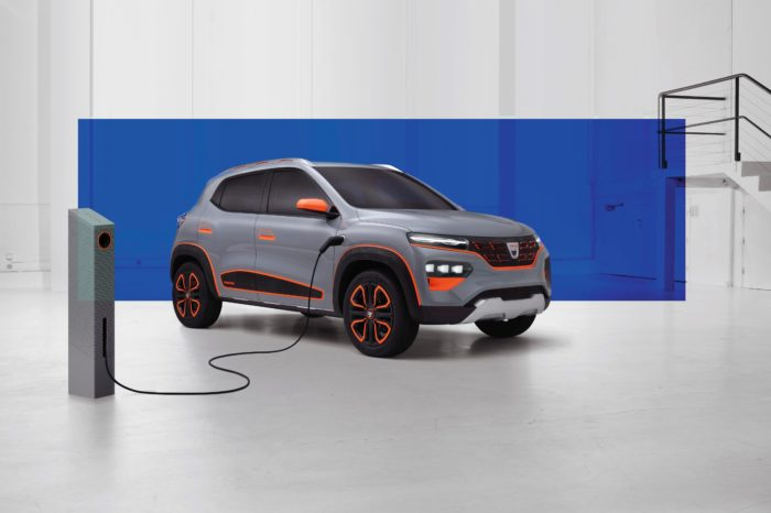 Dacia Spring: cheap EV for 2021