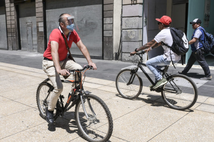 Bicycle sector counts on tail wind after corona crisis