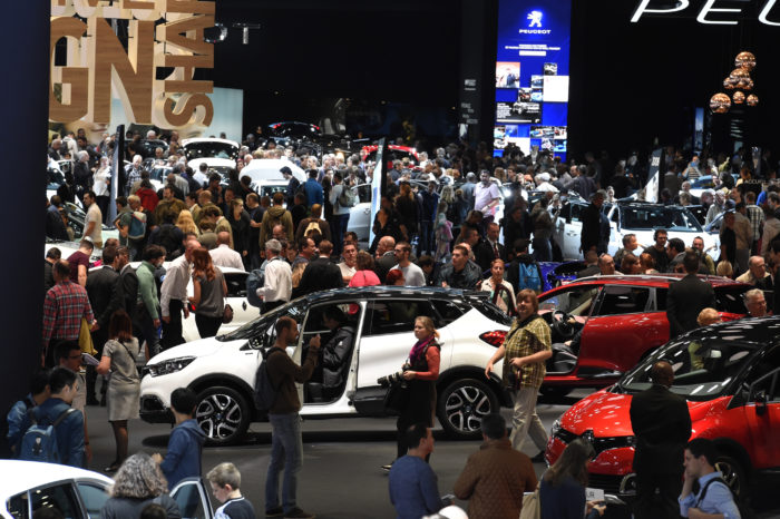 2020 Paris Motor Show canceled in current format
