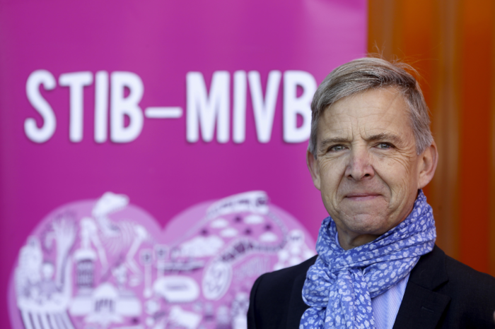MIVB/STIB boss has no fear for the future