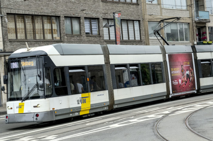 Antwerp: 'fast trams every seven minutes during rush hours'