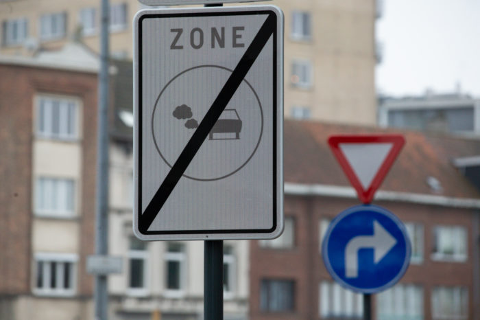 Belgian Low-Emission Zones 'suspended'