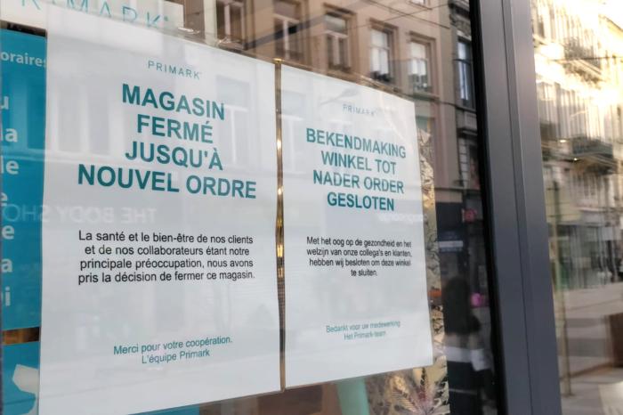 One in four Belgian companies in need due to coronavirus