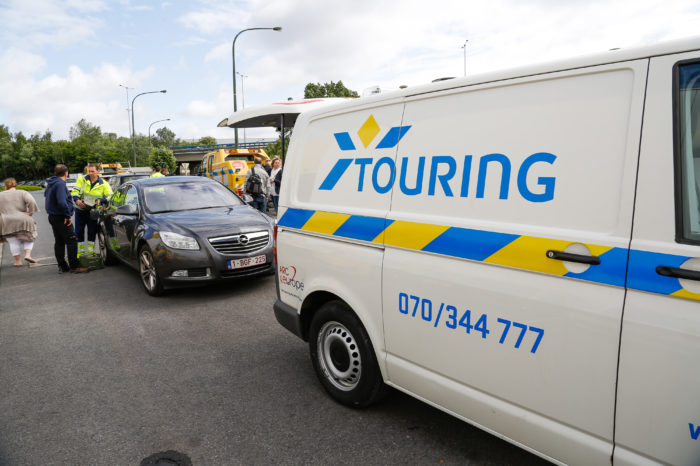 Touring: 63% drop in roadside assistance calls