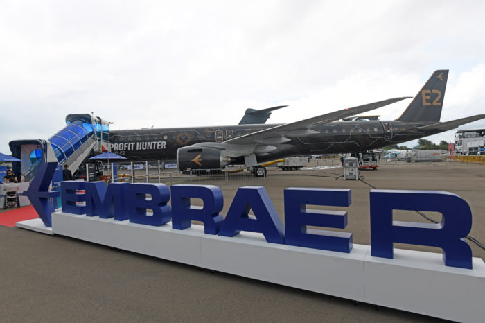 Boeing washes its hands of Embraer deal