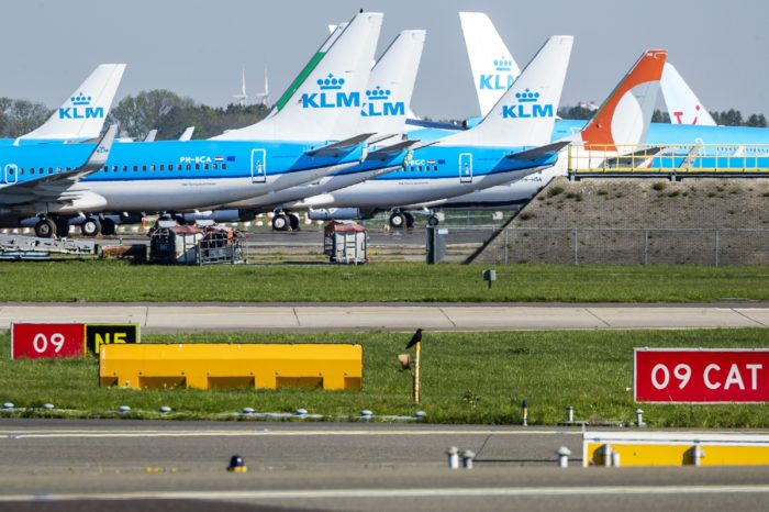 €10 billion taxpayer's money to save Air France KLM