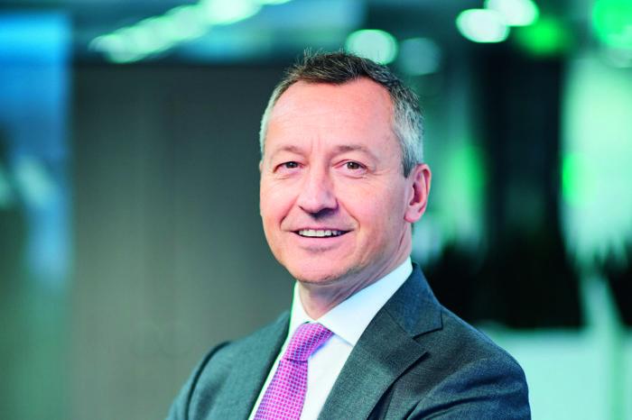 CEO Francis Deprez confident  D'Ieteren is 'well-armed'
