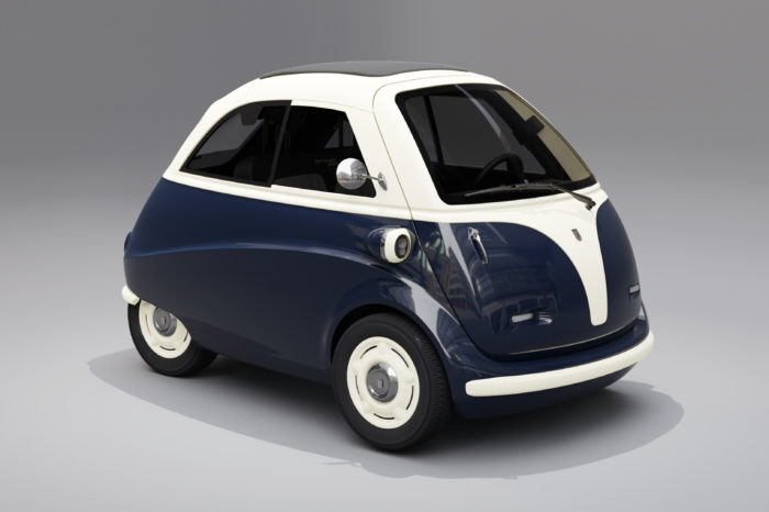 Electric revival of the microcar