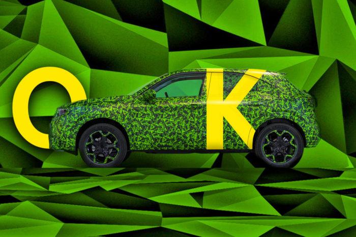 New Opel Mokka will be electric to start