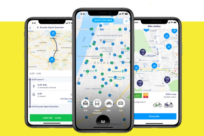 Flanders develops data standard for smart mobility