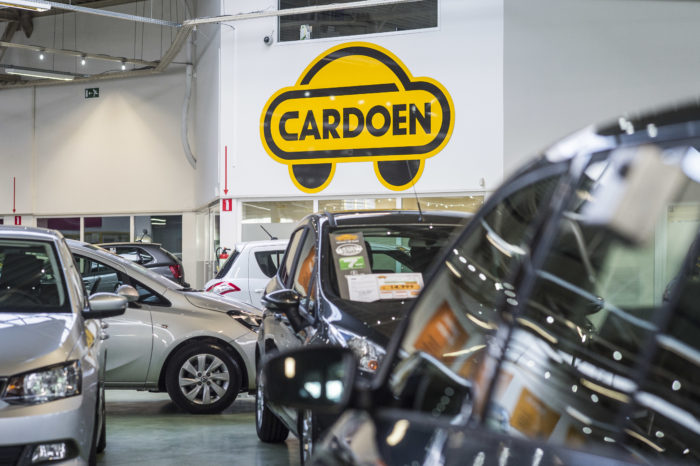 Cardoen delivers at home 'despite corona restrictions'