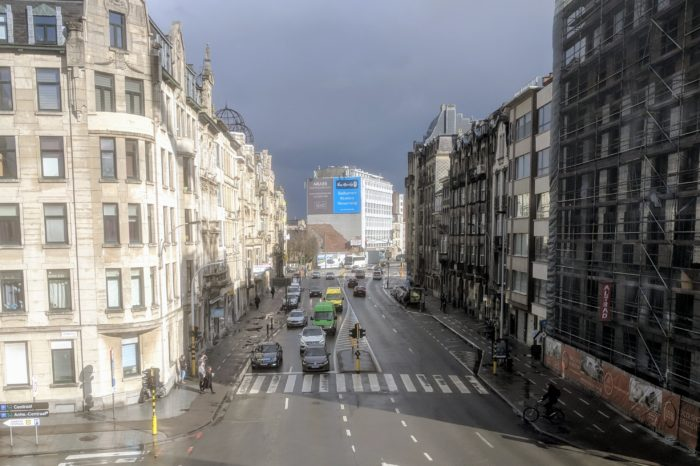 UA: 83% of streets in Antwerp are 'street canyons'