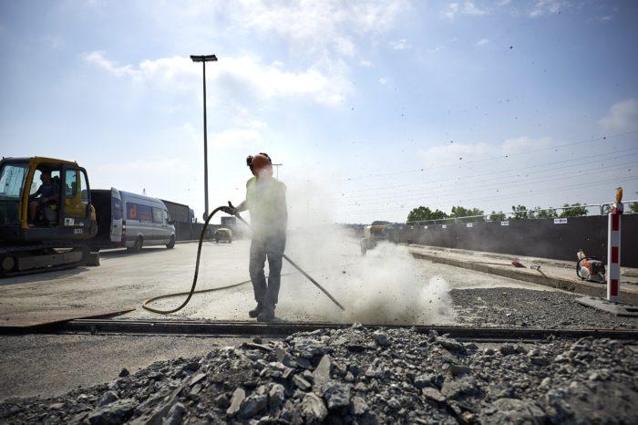 Major road works on E314 near Leuven start next week