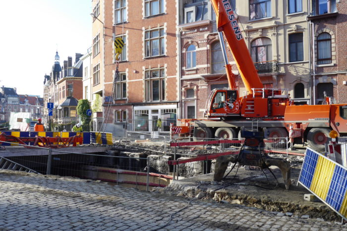 Brussels to reprogram all on-hold construction sites