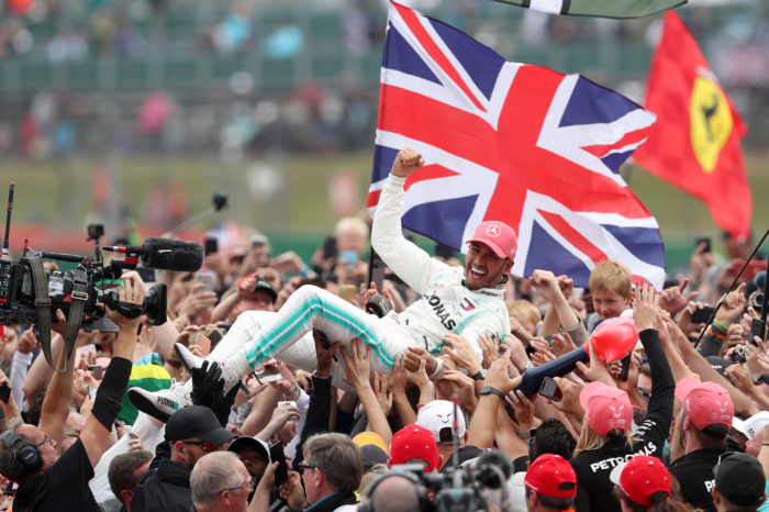 F1 to restart without public in Silverstone?