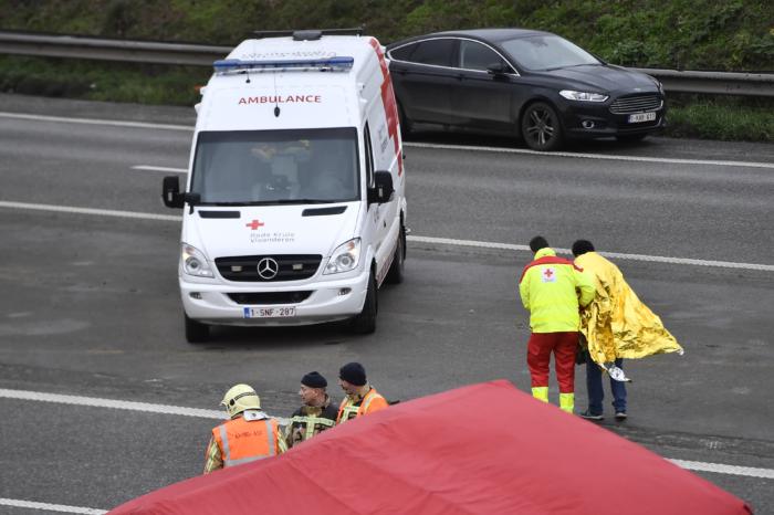 Belgium: 50 fewer traffic deaths during lockdown