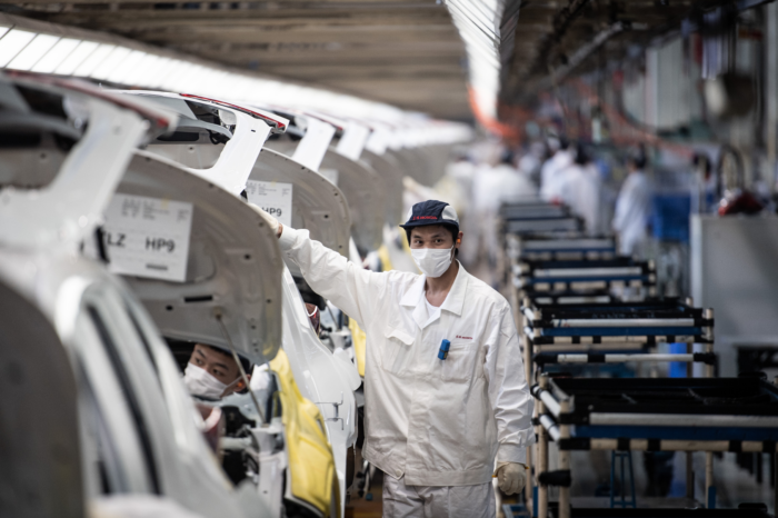Demand for cars in China is booming again