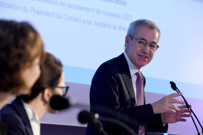 Engie chairman: 'health crisis is wake-up call for energy transition'