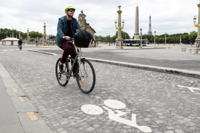 Dutchman gets Paris to invest €300 million in cycling paths
