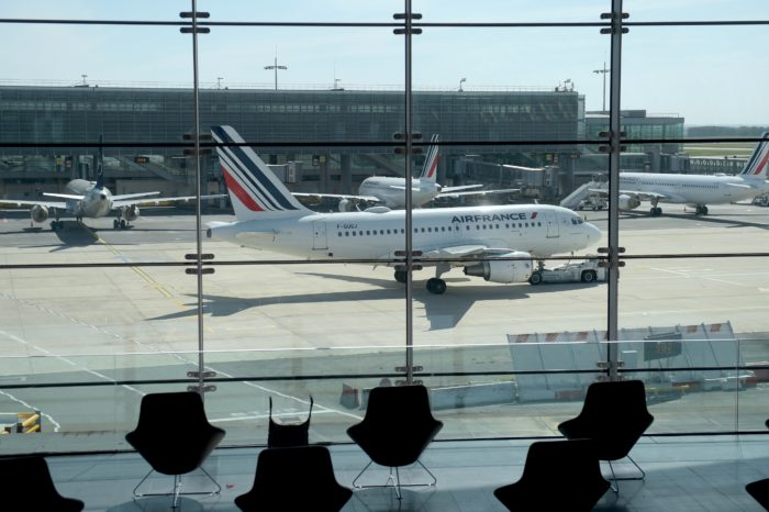 Air France-KLM: short-haul flights replaced by TGV