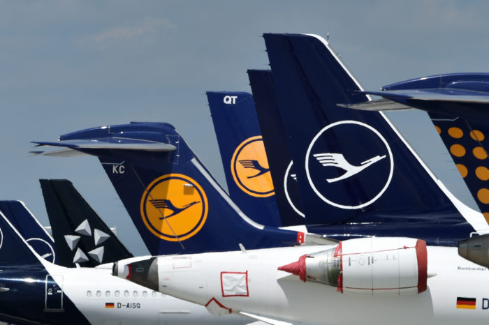 Lufthansa bailout stumbles over EU demand giving up slots