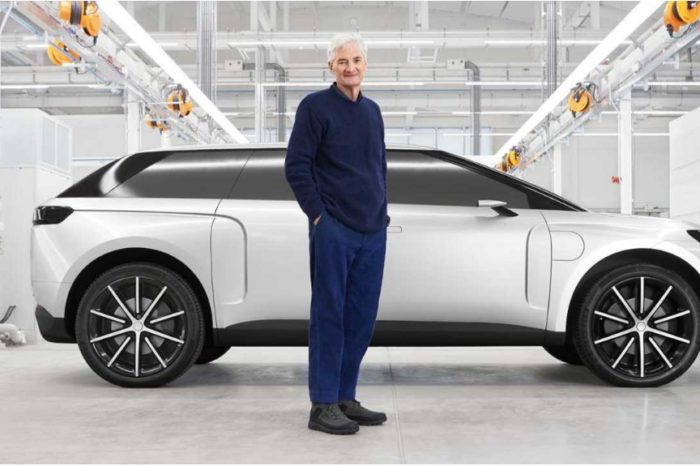 The Dyson electric car that wasn't to be