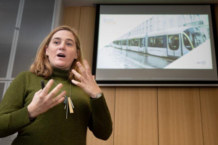 Brussels 'Good Move' plan receives prestigious European prize