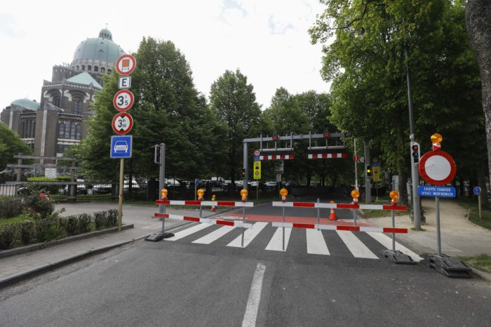 Brussels Leopold II tunnel remains closed until end of summer