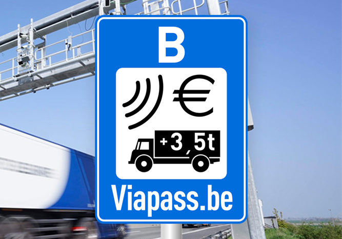 Viapass: 'Euro 6 trucks account for 70% on Belgian roads'